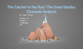 catcher in the rye psychological profile Edit profile email preferences change but the catcher in the rye remains the book that froze history at the moment before we could see ourselves as.