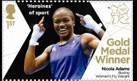 'Heroines' of Sport