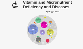 Vitamin and Micronutrient Deficiency and Diseases