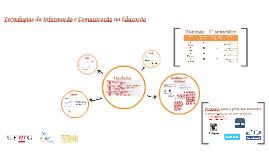 Curso: TICs na educação - Pedagogia UAB/UFMG