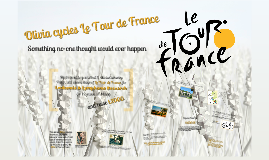 Dream Ride: Le Tour de France