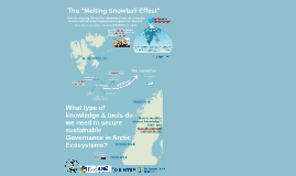 ARCTIC FRONTIERS 2019: The melting snowball effect & knowledge-based narratives