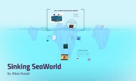Sinking SeaWorld