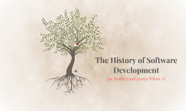 History of Software Development