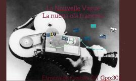 Copy of La Nueva ola francesa y el Cine negro