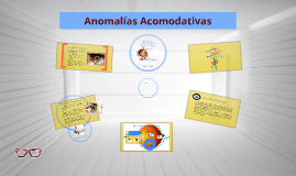 Copy of Anomalías Acomodativas