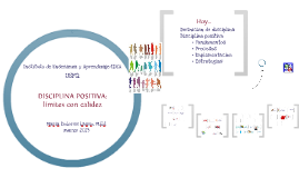 Copy of DISCIPLINA POSITIVA IDEA MAR2013