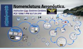 Nomenclatura Aeronáutica