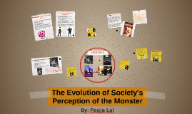 The Evolution of Peoples Perception of the Monster