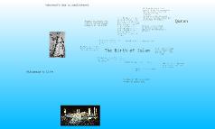 The Birth of Islam