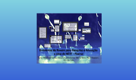 Ambientes de Nuvem para Pesquisa e Educação:  o caso do NEXT - Fiocruz