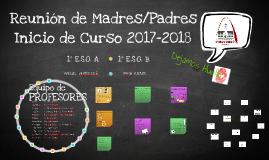Copy of Reunión Padres/Madres