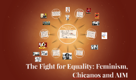The Fight for Equality: Feminism, Chicanos and the American