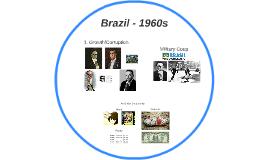 Brazil - 1960s
