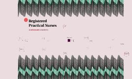 Registered Practical Nurses