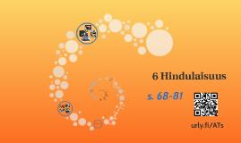6 Hindulaisuus (7lk)