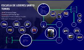 ESCUELA DE LIDERES SANTO TOMAS