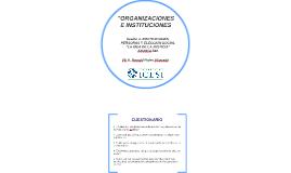 SESIÓN 3. INSTITUCIONES, PERSONAS Y ELECCIÓN SOCIAL