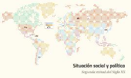 Situación socio-política