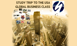 Studietur til USA for Global Business 2016