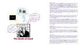 Copy of Jorge Luis Borges and The Book of Sand