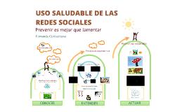 Copy of Uso saludable de las redes sociales