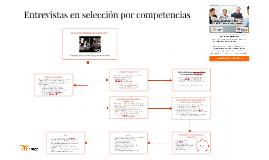 Entrevistas en selección por competencias