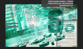 RESPONSABILIDADES Y TAREAS FINANCIERAS DEL PROFESIONAL ADMIN