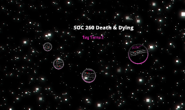 Death and Dying Key Terms 2