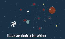 Ekstrasolarne planete i njihova detekcija