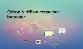 Online & offline purchase