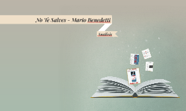 Mario Benedetti - No te salves