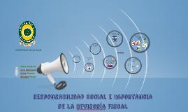 Responsabilidad Social e Importancia de la Revisoria Fiscal