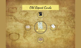 Old Report Cards