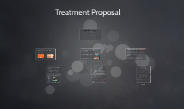 Treatment Proposal for Medical Case
