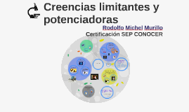 Copy of Creencias limitantes y potenciadoras