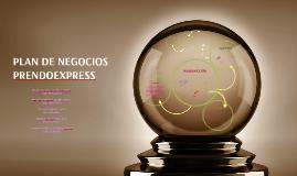 PLAN DE NEGOCIOS PRENDOEXPRESS
