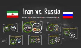Iran vs. Russia