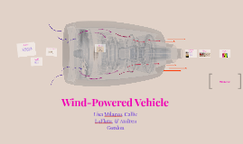 Wind-Powered Vehicle
