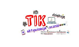 Język obcy interaktywnie -  TIK  a aktywizacja uczniów