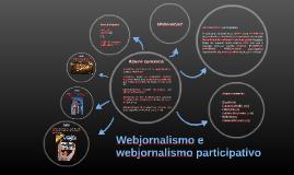 Webjornalismo e