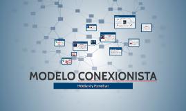MODELO CONEXIONISTA