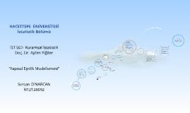 Copy of YAPISAL EŞİTLİK  MODELLEMESİ