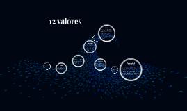 12 valores