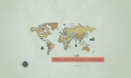 TEMA 9: DEMOCRACIAS E FASCISMOS