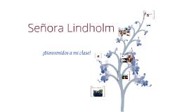 Señora Lindholm self prezi