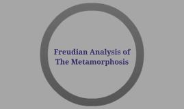 Freudian Analysis of