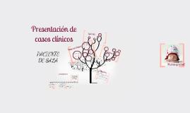 Copy of Presentación de casos Clínicos