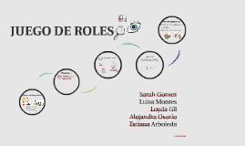 Copy of JUEGO DE ROLES