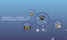 ESTRATEGI GENERAL DE INVESTIGACIÓN CUALITATIVA